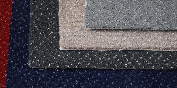 Textilgolv för kontor