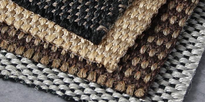 Textilgolv av sisal