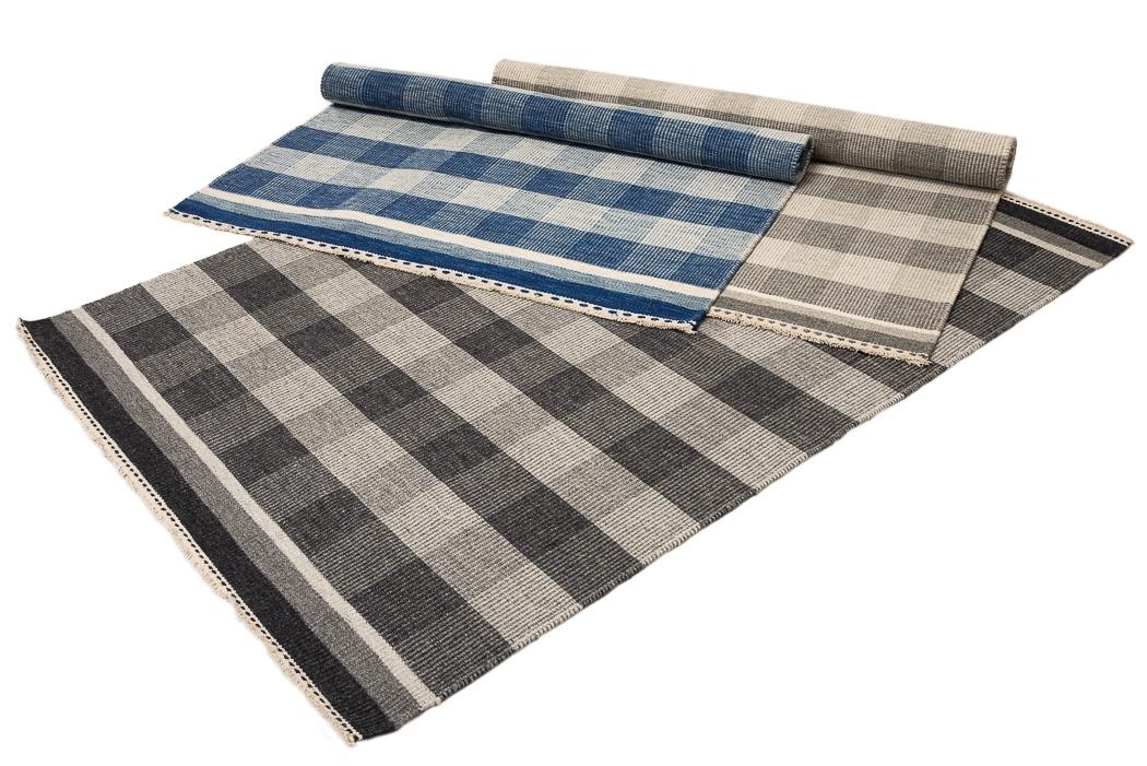 modern matta i ull