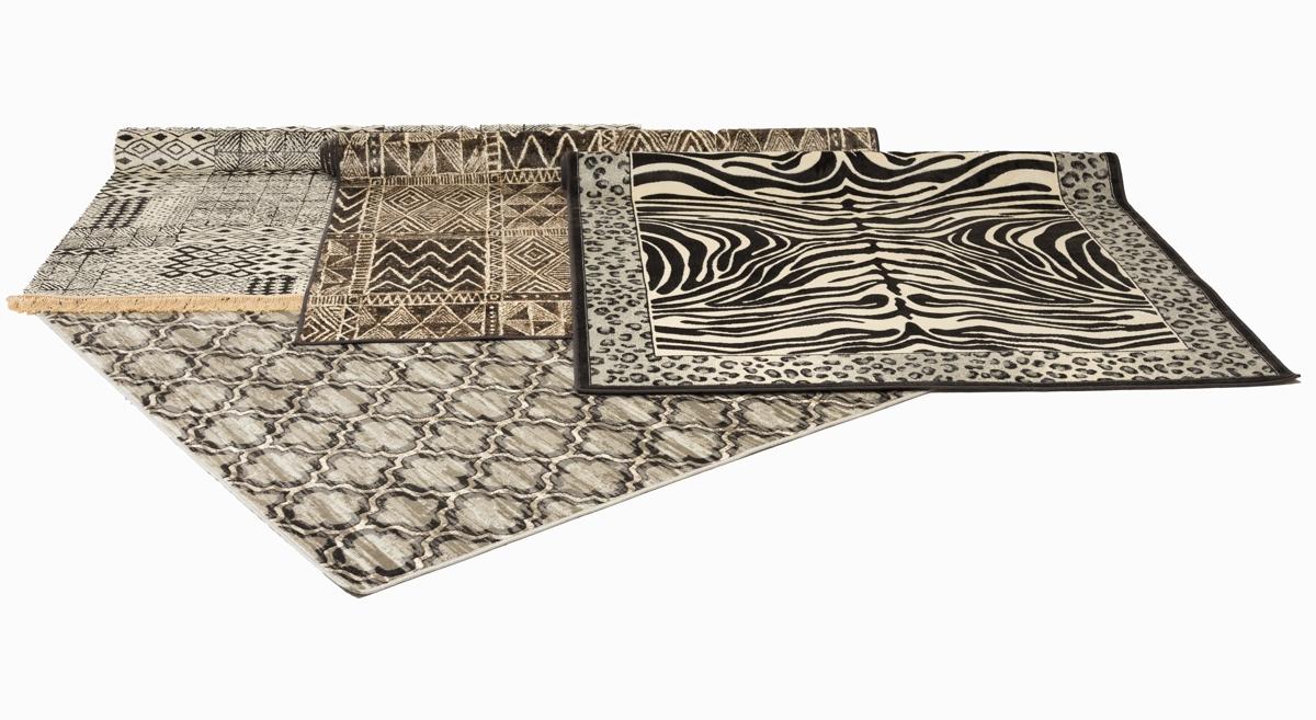 mattor i konstsilke
